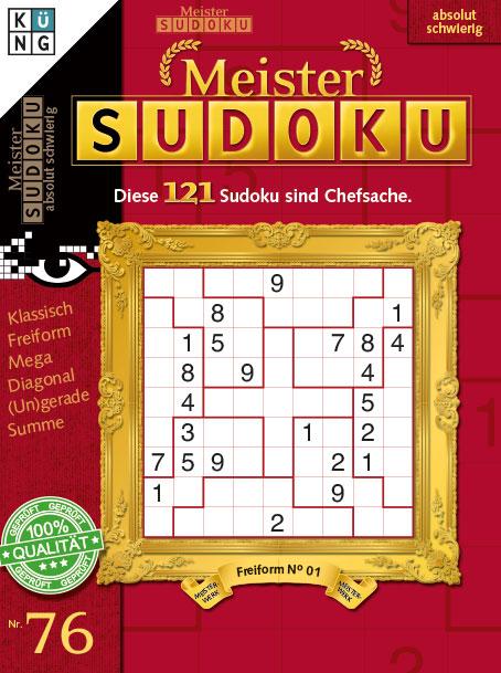Meister Sudoku
