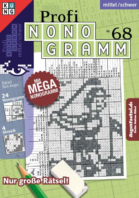 Profi Nonogramm 68-2020